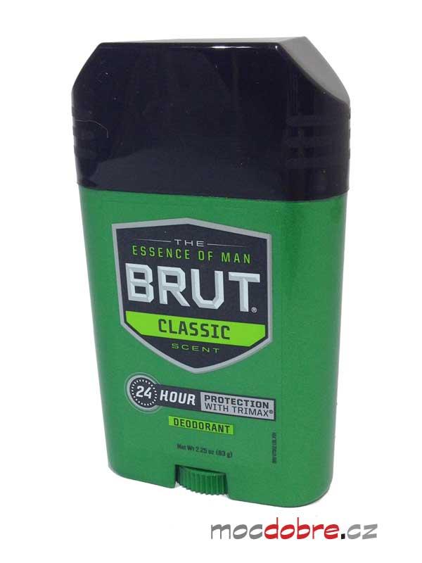 Brut Classic, tuhý deodorant - 63g