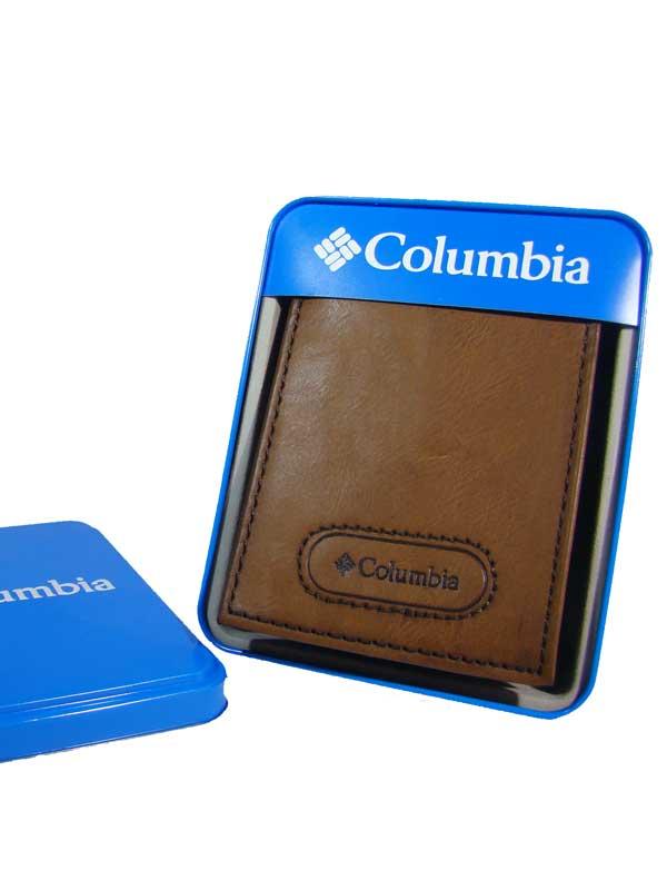 Columbia pánská kožená peněženka