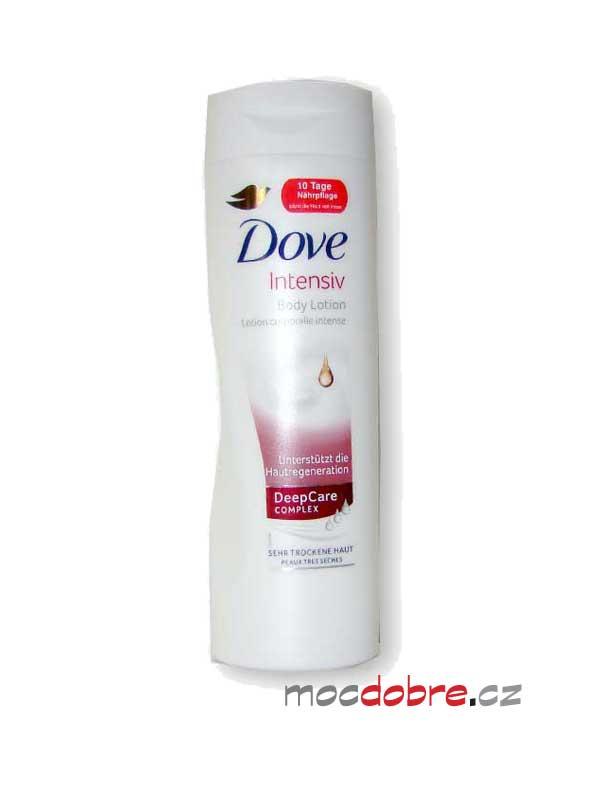 Dove Intensive Nourishment tělové mléko pro extra suc