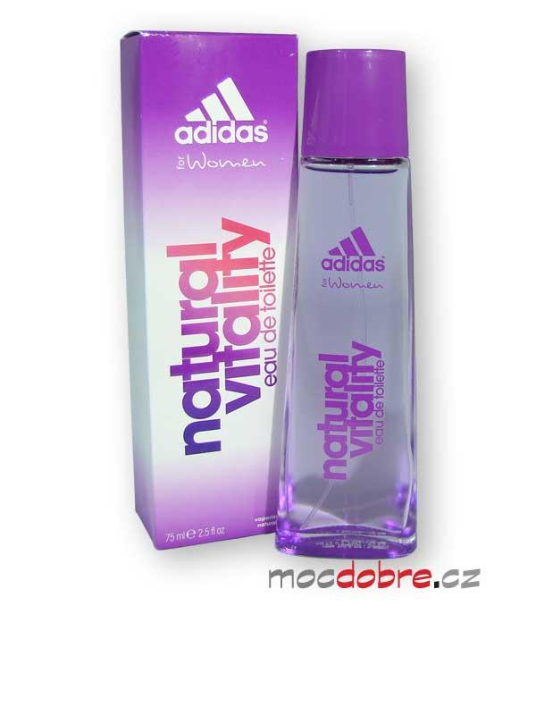 Adidas Natural Vitality, toaletní voda pro ženy - 75m