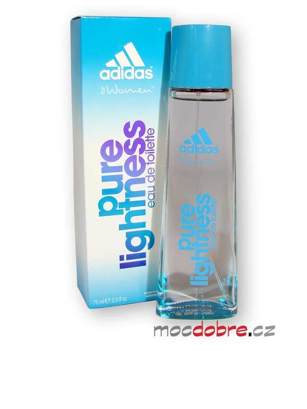Adidas Pure Lightness, toaletní voda pro ženy - 75ml