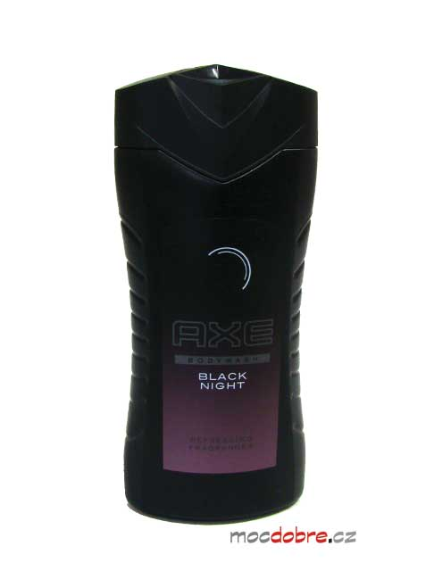 Axe Black Night, sprchový gel - 250 ml