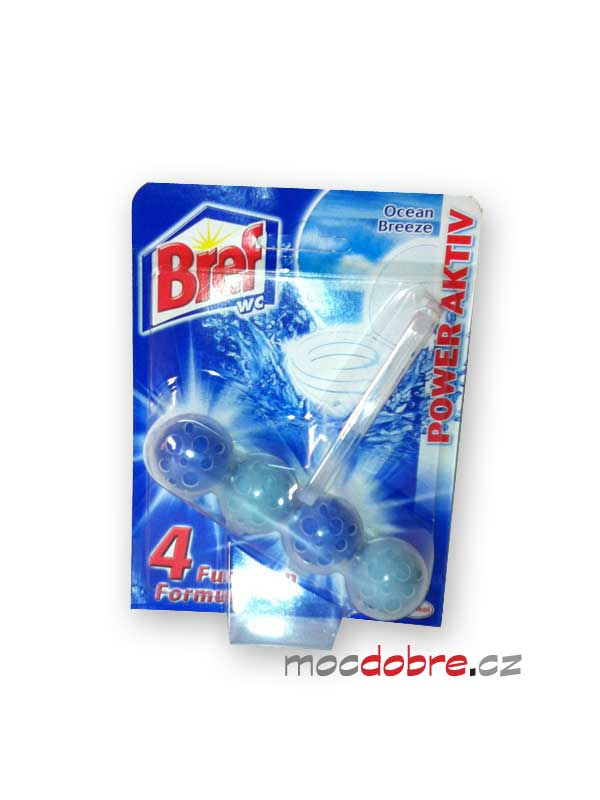 Bref Power Aktiv Ocean Breeze Balls - 4 funkce, 50g
