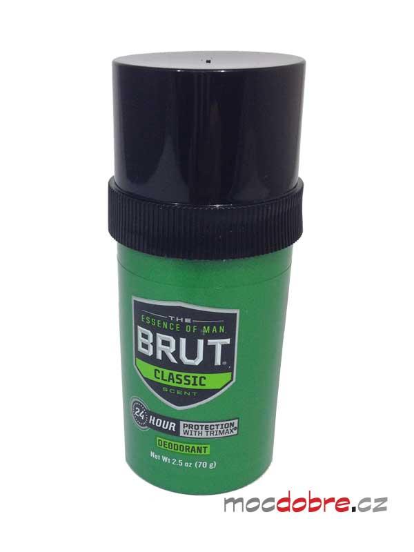 Brut Classic, pánský tuhý deodorant stick - 70g