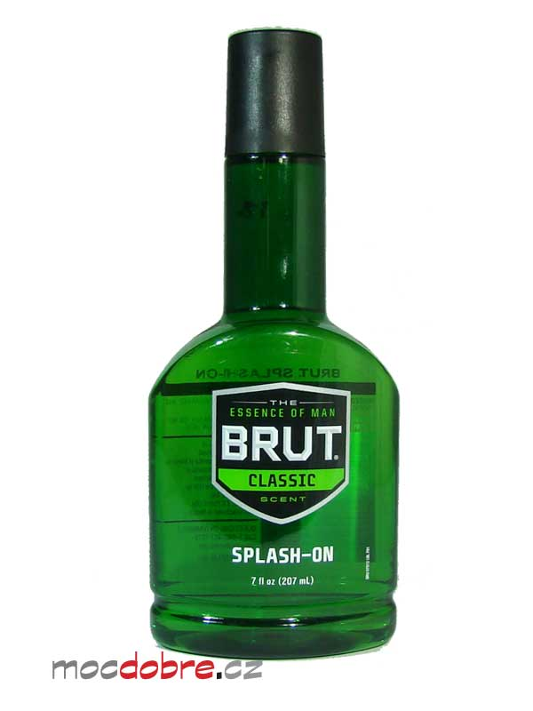 Brut Classic Splash-on, voda po holení - 207ml