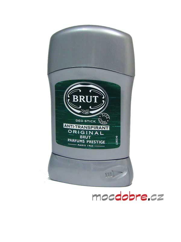 Brut Original tuhý deodorant, anti transpirant - 50 ml