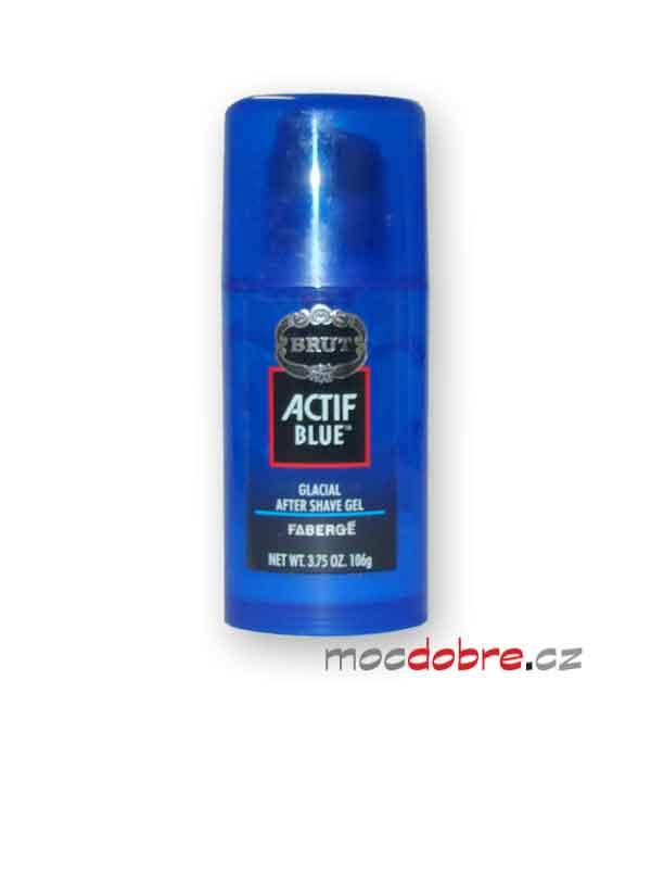 Brut Actif Blue, gel po holení - 106g