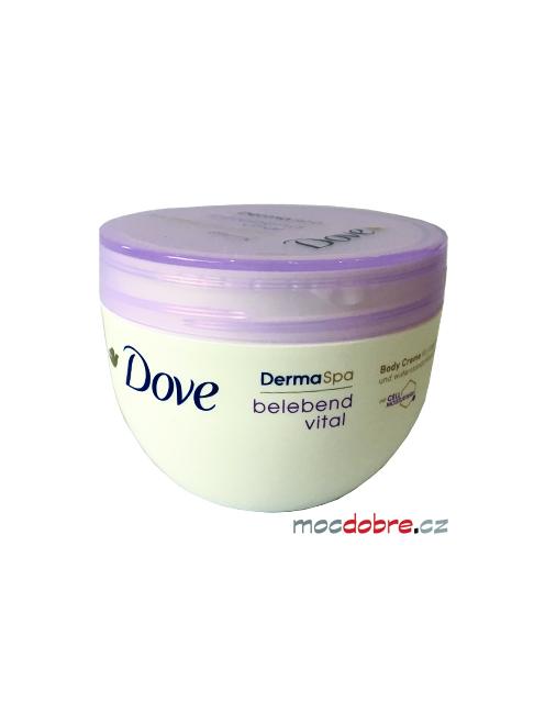 Dove Derma Spa Belebend Vital tělový krém - 300 ml