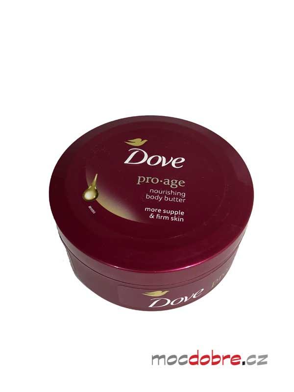 Dove Pro Age tělový krém pro zralou a suchou pleť 250 ml