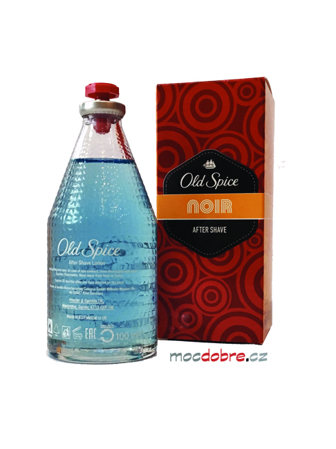 Old Spice Noir voda po holení - 100ml