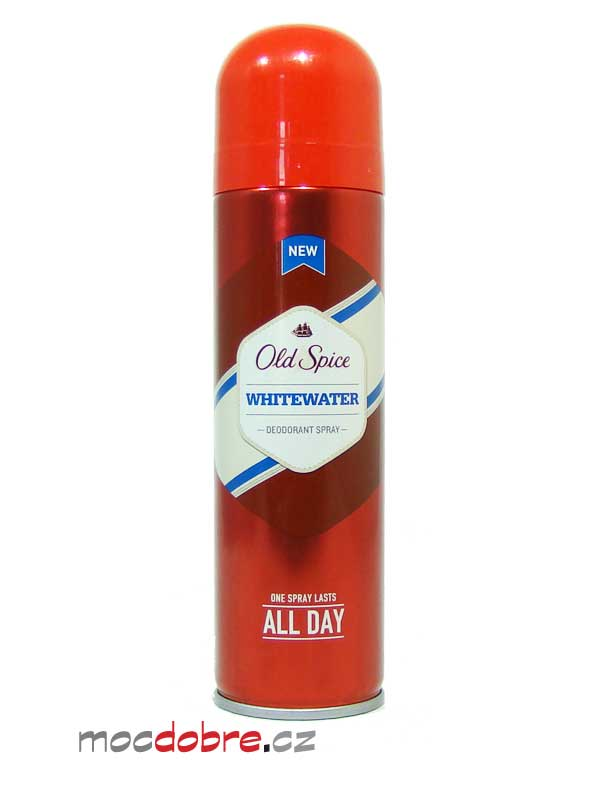 Old Spice Whitewater, Deodorant Spray - 150ml