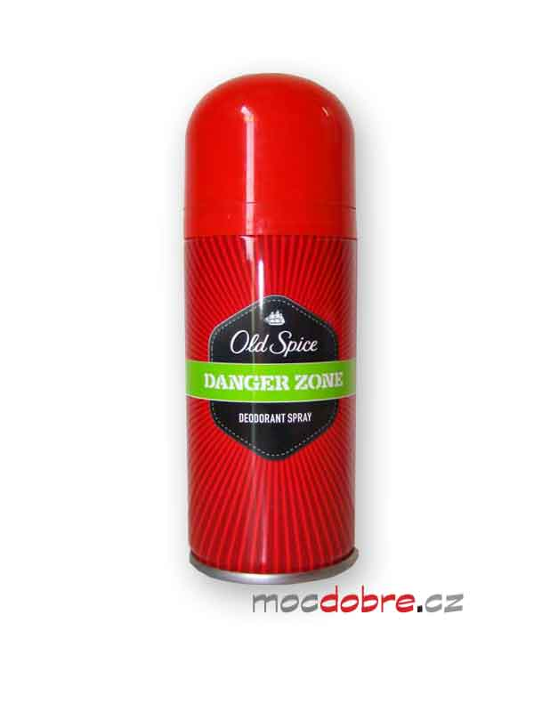 Old Spice Danger Zone Deodorant Spray - 125ml