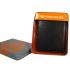 Dockers pánská kožená peněženka tmavě hnědá