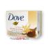 Dove Purely Pampering bambucké máslo a vanilka, krémové mýdlo - 100g